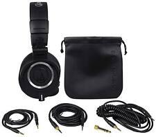 Audio Technica ATH-M50X Over Ear Professional Studio Headphones W/ Case