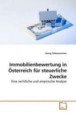 Immobilienbewertung in Österreich für steuerliche Zwecke Eine rechtliche  9989