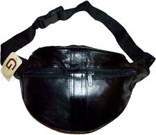Leather waist pouch. medium waist bag, leather bag, Fanny pack BNWT Low price