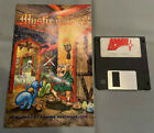 """Mystic Towers - 1994 Apogee Ibm Pc Computer Video Game 3.5"""" Diskette W/manual!"""