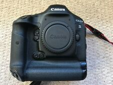 Canon EOS 1DX 18.1MP Digital SLR Camera - Black (Body Only)