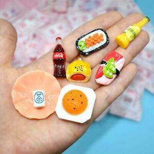 10Pcs 1:12 Dollhouse Miniature Accessories Blind Bags Model Dollhouse O4A9