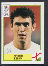 Panini UEFA Euro 2000 Football Sticker - No 80 - Martin Keown (S588)