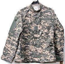 NEW MEN's USA ARMY MILITARY DIGITAL DESERT CAMO COMBAT CARGO JACKET. Size SMALL