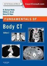 Fundamentals Of Body Ct 4th Int'l Edition