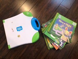 Leap Frog Leap Start Interactive Learning System For PreK-1st Grade W/ 9 Books