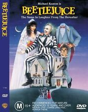Beetlejuice : VERY GOOD CONDITION DVD