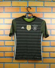 Germany soccer kids jersey kids 2016 away shirt football Adidas