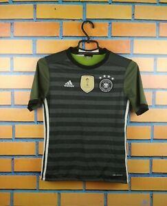 Germany Jersey 2016 2017 Away Boys Youth Shirt Football Adidas Trikot Maglia