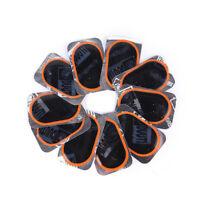 10x 32*50mm Bicycle Bike Repair Fix Kit Flat Rubber Tire Tyre Repair PatchKit FF