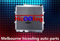 3 Core Aluminum Radiator for TOYOTA Hilux RZN149 - RZN174 2.7L Petrol 1997-2005
