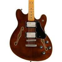 Squier Classic Vibe Starcaster Maple Fingerboard Electric Guitar Walnut