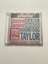 Elmore James And Company Slidin' CD Charly 36 1991 Used