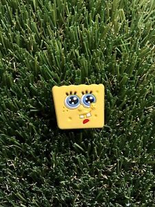 Spongebob Shoe Charm Pin For Clogs/Crocs/Jewelry