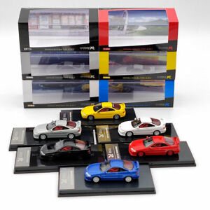 HONDA Integra Type-R DC2 Diecast Model Cars Toys 6 Colors HOBBY 1:64 Collection