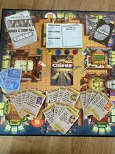 Cluedo Board Game Spares, Murder at Tudor Hall, 2000