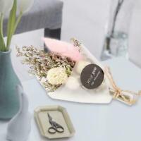 Wedding Decor Dried Flowers Mini Artificial Flower Teacher's Day Bouquet Gi N7O7