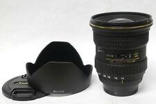 Tokina AT-X PRO DX 12-24 mm / 4,0 Objektiv für Nikon gebraucht in ovp