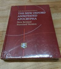 The New Oxford Annotated Apocrypha: New Revised Standard 4th Edition