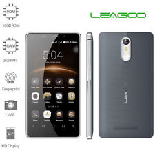 "LEAGOO M8 5.7"" 3G Smartphone Android 6.0 Quad Core 1.3GHz 2GB+16GB 13MP Touch ID"