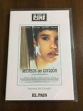 SECRETOS DEL CORAZON - 1 DVD - 105 MIN - UN PAIS DE CINE - NEW SEALED NUEVO