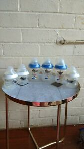 6 Tommy Tippee closer to nature Bottles