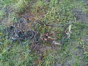 Morris Minor Wiring Loom