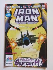 Greek Iron Man #4 (1996) Marvel Comics