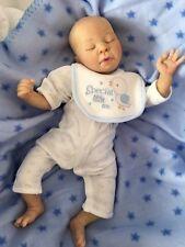 REBORN DOLL PREM BABY BOY CONNER CHERISH DOLLS VEINS HAIR REALISTIC CHILDRENS