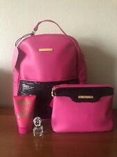 Juicy Couture Backpack-Cosmetic Bag-Viva La Juicy- OUI NEW 😍🎁💕 Free Shipping