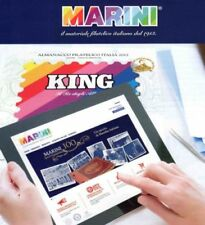 SAN MARINO 1998 ANNATA COMPLETA 4 FOGLI + 2  LIBRETTO + 1 ALMANACCO MARINI KING