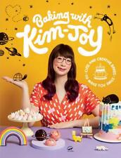 Baking with Kim-Joy: Cute and creative bakes to..., Signed, Excellent, Hardcover