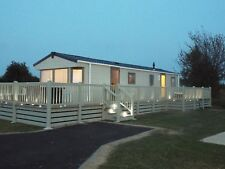 TATTERSHALL LAKES SEPT / OCT MIDWEEK special 2 / 3 / 4 bed caravan with hot tub