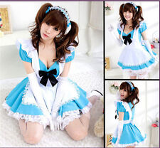 Cosplay Girl Alice Lolita Maid loaded Lingerie Uniform Cosplay Sexy Costume