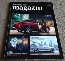 Auto Mercedes-Benz Magazin Automobil Zeitschrift 1-2015 90 Seiten Stern