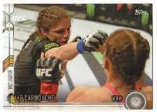 2015 Topps UFC Chronicles #180 Liz Carmouche