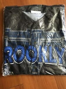 BROOKLYN CYCLONES SGA ADULT XL BASEBALL JERSEY NEW YORK METS MiLB MCU PARK BKLYN