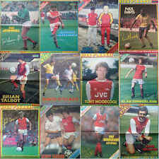 Arsenal Autographed Football Prints & Pictures