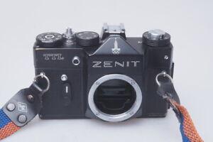 Zenit TTL Olimpic games  SLR Kamera Body Camera mit M42  / M031