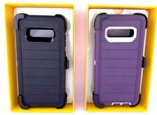 NEW Otterbox Defender PRO Case & Belt Clip Holster for Samsung Galaxy S10 Plus