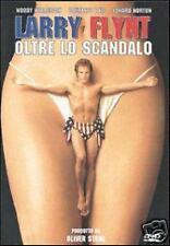 Dvd LARRY FLYNT OLTRE LO SCANDALO -.(1996)  .....NUOVO