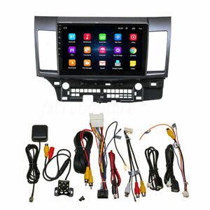 Android 8.1 Radio 10.2'' Car GPS Navigation for Mitsubishi Lancer Stereo