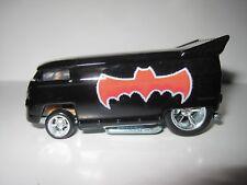 Hot Wheels VW Drag Bus RA Custom Batman Real riders