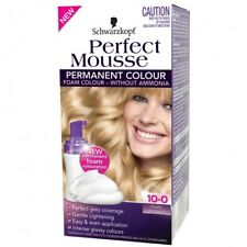 Schwarzkopf Mousse Pearl Blonde 10.0 Hair Colour 170ml