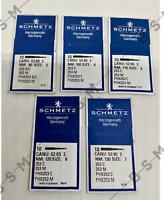 Hook Needle Singer 114W103 Cornely Chainstitch Needles 253 / 137x1, 3, 4, 5, 6 7