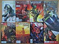 Wolverine #66 Old Man Logan Savage 1 Origins 10 50 X-Men 451 X-23 Weapon X 7 LOT
