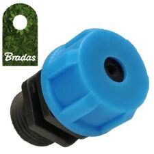 Arco 25mm 57x57mm Connettori angolo tubo connettore tubo irrigazione a goccia Bradas 7294