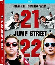 21 Jump Street / 22 Jump Street [New Blu-ray] 3 Pack
