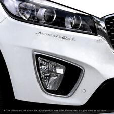Griben Car Emblem Slogan Metal Sticker Chrome Badge 70077 for Kia Sorento
