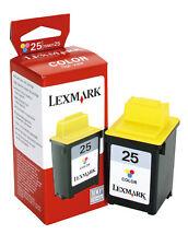 Original Lexmark 15m0125 cartucho impresora 25 color 3in-1 z42, z43, z44, z45